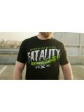 """T-shirt """"Fatality"""" - Black - Męski"""