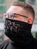 """Komin Wielofunkcyjny - """"TAG"""" - Black"""