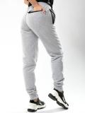"""Spodnie dresowe """"Classic"""" Grey/Black - Damskie"""