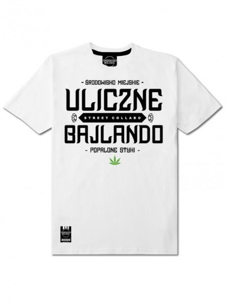 """T-Shirt """"ŚM & Popalone Styki"""" - Uliczne Bajlando 4 - Męski"""